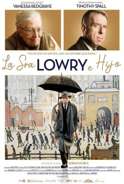 La Sra. Lowry e hijo (Mrs. Lowry and Son) (2019)
