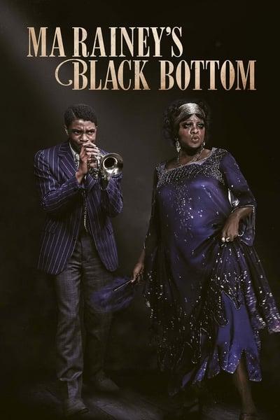 La madre del blues (Ma Rainey's Black Bottom)