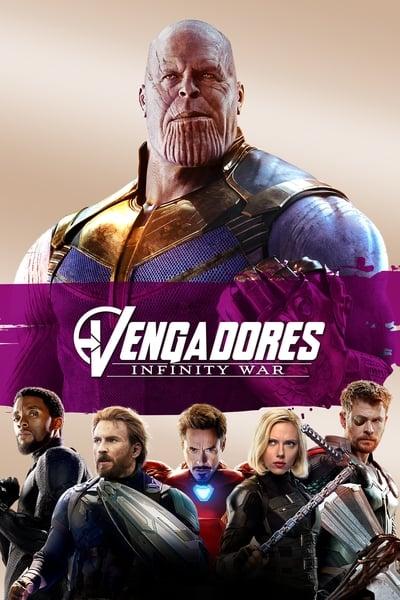 Vengadores: Infinity War (Avengers: Infinity War)