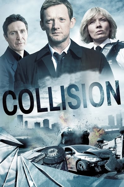 Collision TV Show Poster