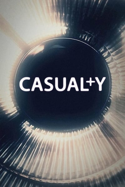 Casualty TV Show Poster