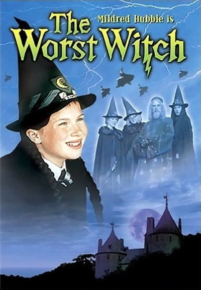The Worst Witch TV Show Poster
