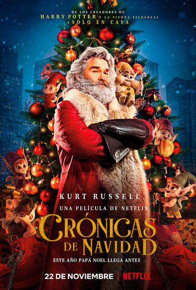 Crónicas de Navidad (The Christmas Chronicles)