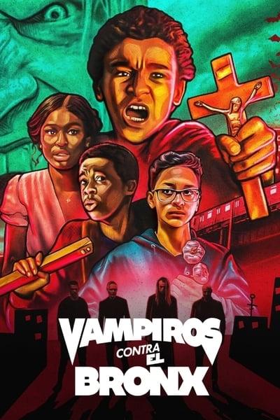 Vampiros contra el Bronx (Vampires vs. the Bronx)