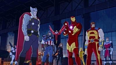 Команда «Мстители»: 3×6