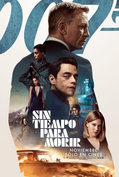 Sin tiempo para morir (No Time to Die) (2021)