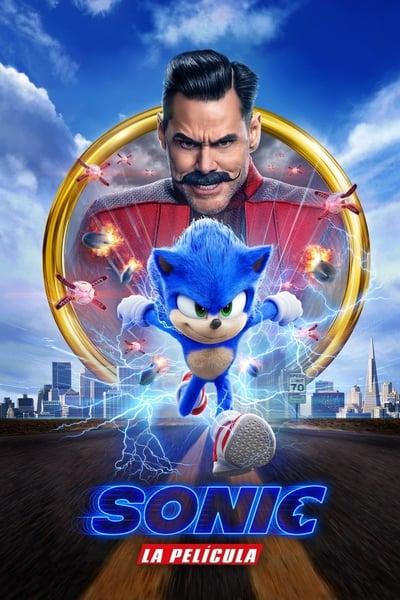 Sonic: La película (Sonic the Hedgehog)
