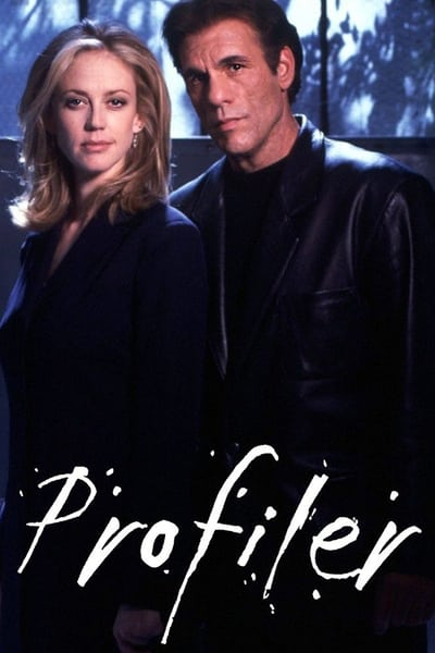 Profiler TV Show Poster
