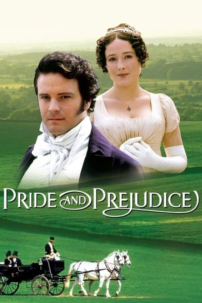 Pride and Prejudice TV Show Poster
