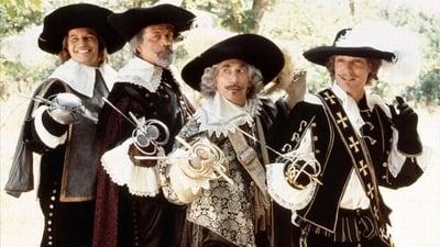 Четыре мушкетера