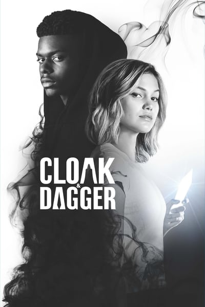 Marvel's Cloak & Dagger TV Show Poster