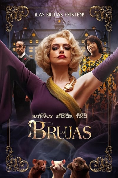 Las brujas (The Witches) (Roald Dahl's The Witches)
