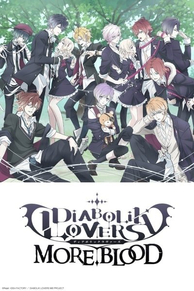 Diabolik Lovers TV Show Poster