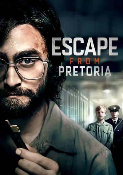 Escape from Pretoria 2020 HDRip 300MB 480p Full English Movie Download