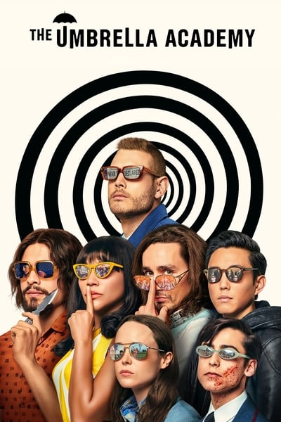 The Umbrella Academy TV Show Poster