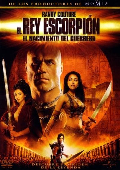 El rey Escorpión 2: El nacimiento del guerrero (2008)