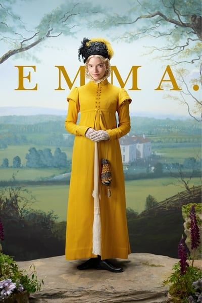 Emma. 2020 HDRip 500MB Full English Movie Download 480p