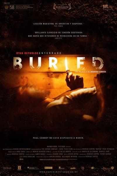 Buried (Enterrado) Sepultado (2010)