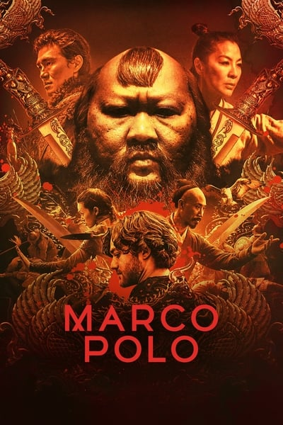 Marco Polo TV Show Poster