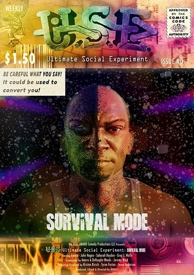 Watch Use Ultimate Social Experiment Survival Mode Full Movie Online 123movies Nejimesrie S Diary