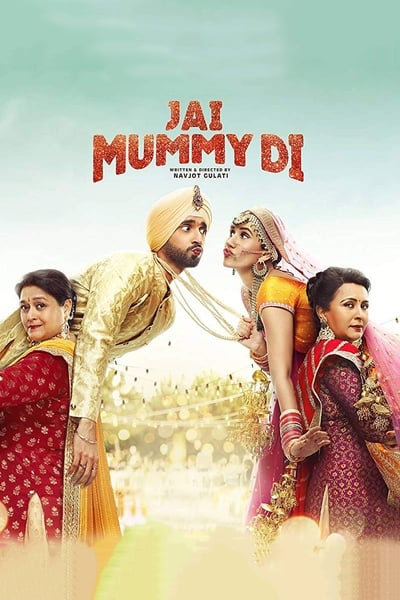 Jai Mummy Di 2020 WEB-DL 720p Full Hindi Movie Download