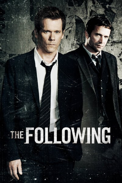 The Following TV Show Poster