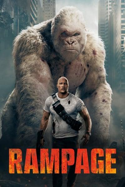 Proyecto Rampage (Rampage) (Rampage: Devastación) (2018)