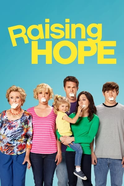 Raising Hope TV Show Poster