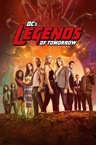 DC's Legends of Tomorrow TV Show Poster