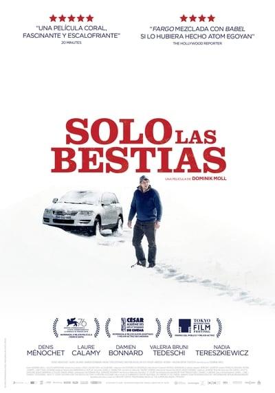 Solo las bestias (Seules les bêtes) (2019)