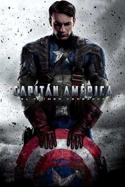Capitán América: el primer vengador (Captain America: The First Avenger)