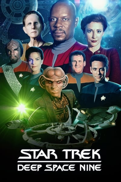 Star Trek: Deep Space Nine TV Show Poster
