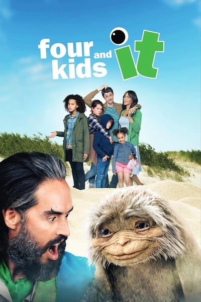 ¡Pide un deseo! (Four Kids and It) (2020)