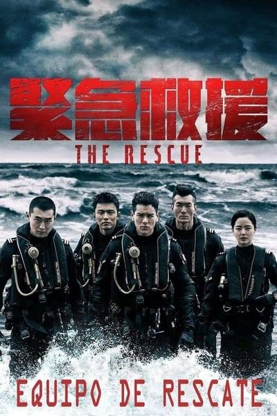 The Rescue, equipo de rescate (2020)