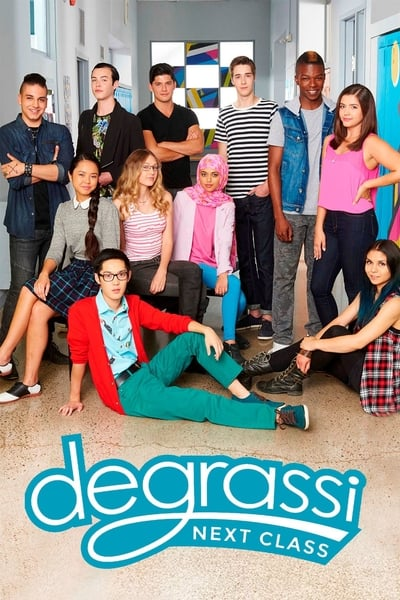 Degrassi: Next Class TV Show Poster