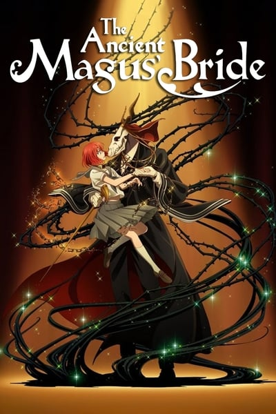 The Ancient Magus' Bride TV Show Poster