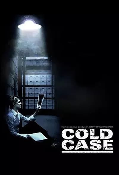 Cold Case TV Show Poster