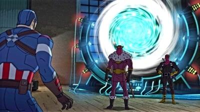 Команда «Мстители»: 3×19