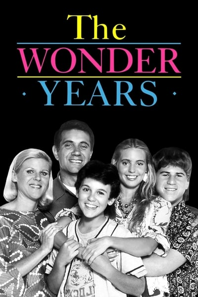 The Wonder Years TV Show Poster