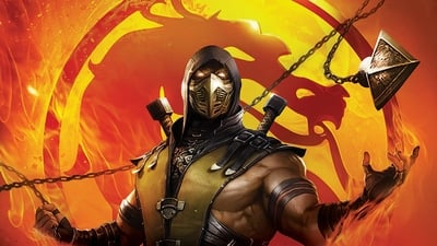 Легенды «Смертельной битвы»: Месть Скорпиона - кадр из мультфильма