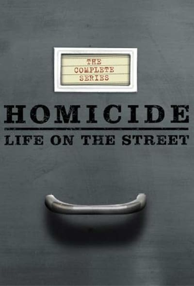 Homicide: Life on the Street TV Show Poster
