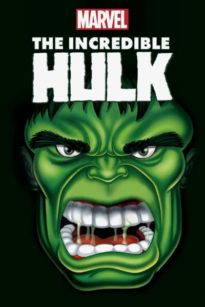 The Incredible Hulk TV Show Poster