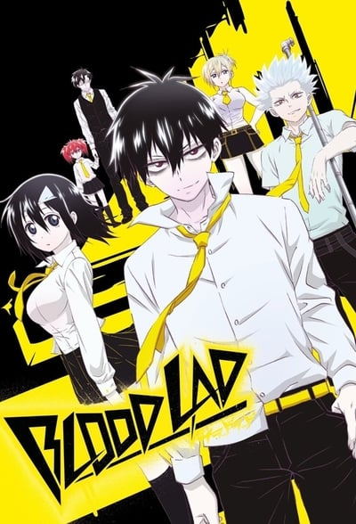 Blood Lad TV Show Poster