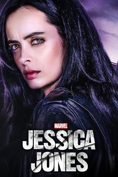 Marvel's Jessica Jones TV Show Poster