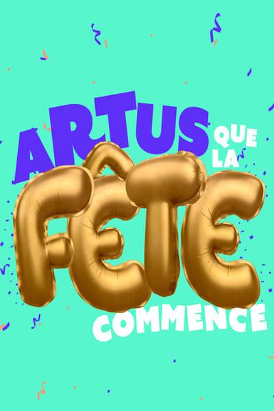 Watch!Montreux Comedy Festival 2019 - Artus Que La Fête Commence Movie Online FreePutlockers-HD