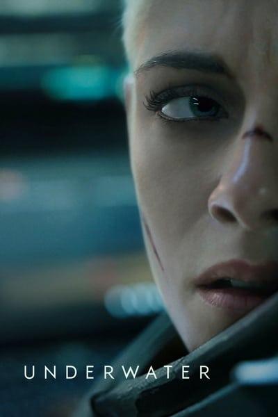 Underwater 2020 BRRip 720p Full English Movie Download