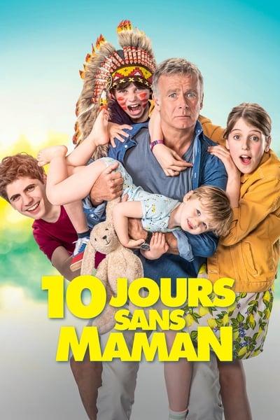Mamá se va de viaje (10 jours sans maman) (2020)
