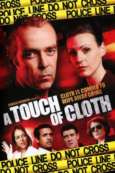 A Touch of Cloth TV Show Poster