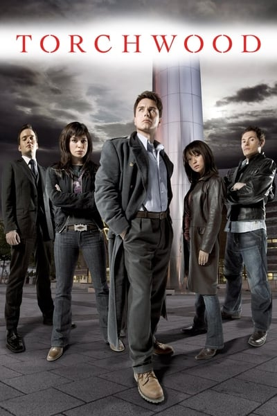 Torchwood TV Show Poster