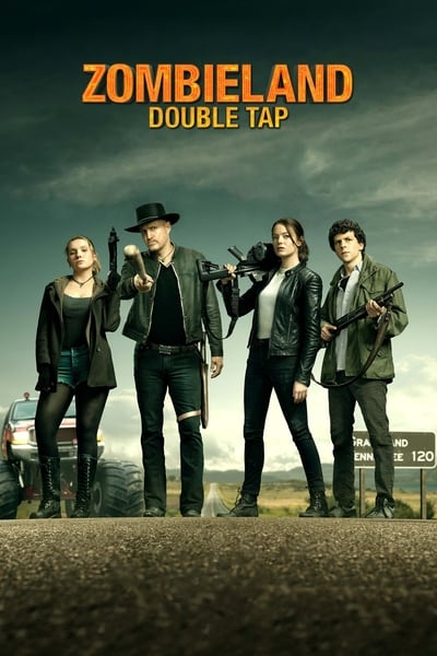 Zombieland: Double Tap 2019 720p BluRay Dual Audio In Hindi English